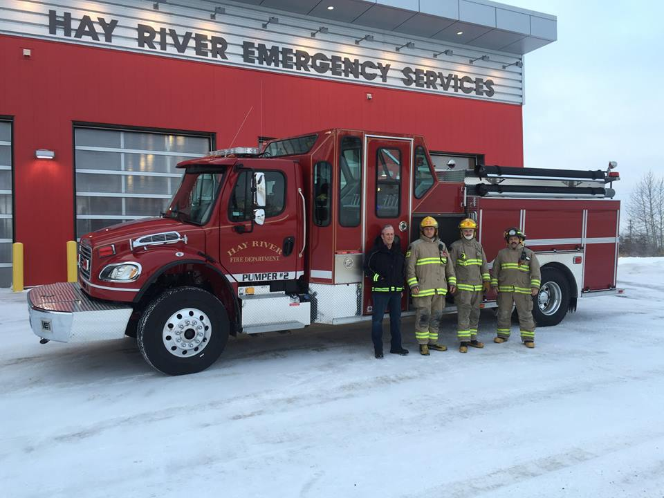 Fire & Emergency Services - Town of Hay River